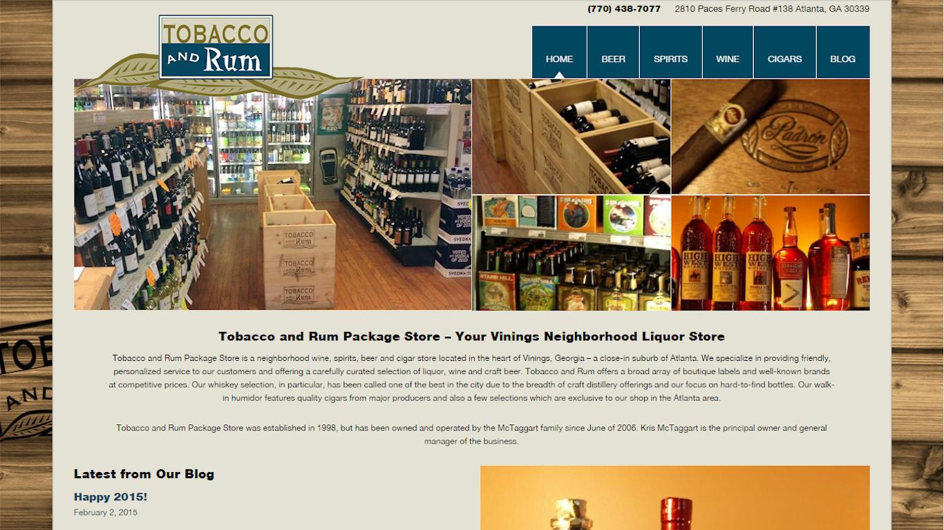 Tobacco & Rum