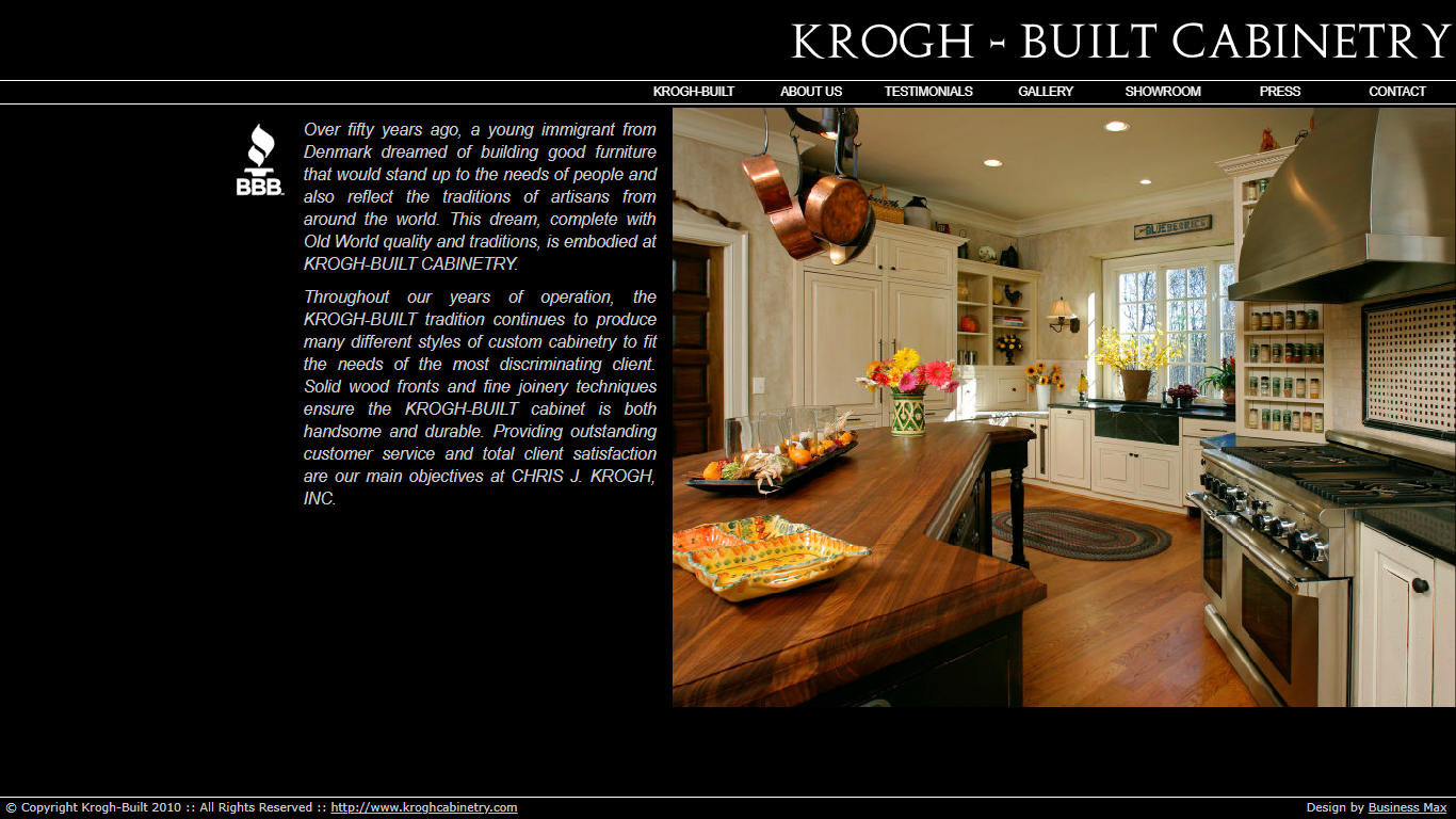 Krogh Cabinetry